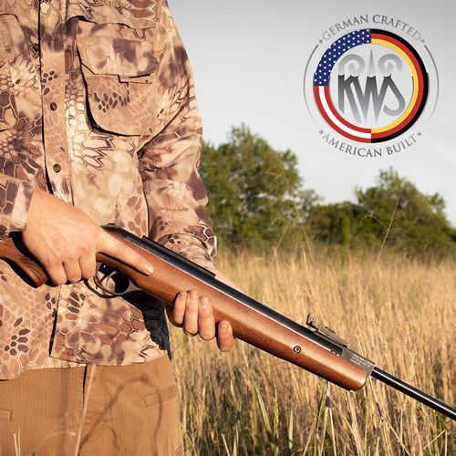 German Crafted American Built RWS Rifle