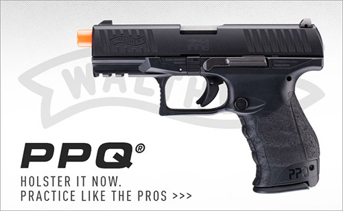 Walther PPQ Air Pistol