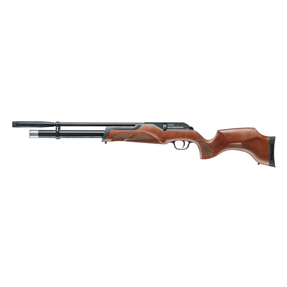 Picture of WALTHER MAXIMATHOR .25 PCP PELLET AIR RIFLE AIRGUN - WOOD