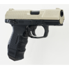 Picture of WALTHER CP99 COMPACT TWO-TONE BB GUN BLOWBACK CO2 PISTOL : UMAREX AIRGUNS