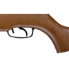 Picture of BROWNING LEVERAGE .22 BREAK BARREL PELLET AIR RIFLE WITH SCOPE