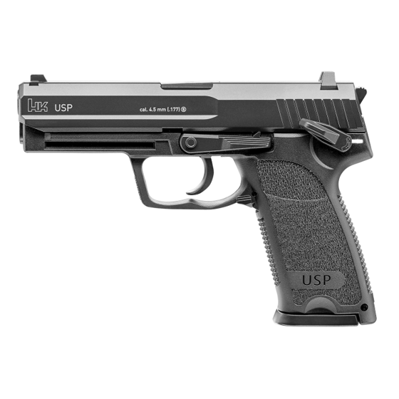 Picture of HK HECKLER & KOCH USP .177 BB GUN AIR PISTOL : UMAREX AIRGUNS