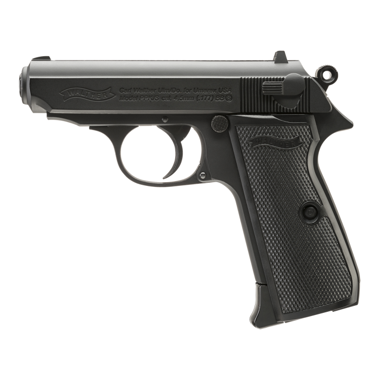 Picture of WALTHER PPK/S .177 BLACK