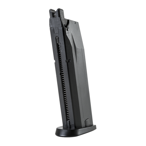 Picture of SW MP 40 MAG 15RD