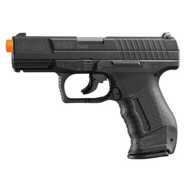 Picture of WALTHER P99 CO2 AIRSOFT - BLACK