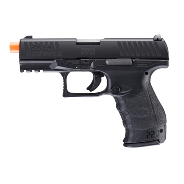 Picture of WALTHER PPQ GBB - BLACK
