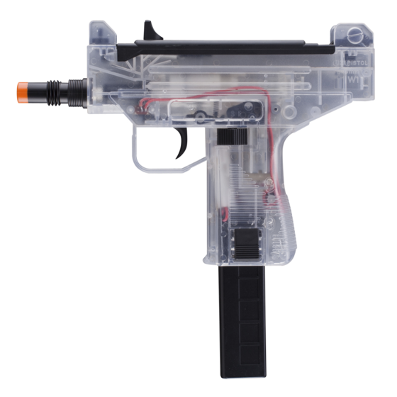 Picture of UZI MICRO UZI ELECTRIC -CLEAR