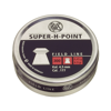 Picture of RWS SUPER-H-POINT .177 CALIBER AIRGUN PELLET 500CT : UMAREX AIRGUNS