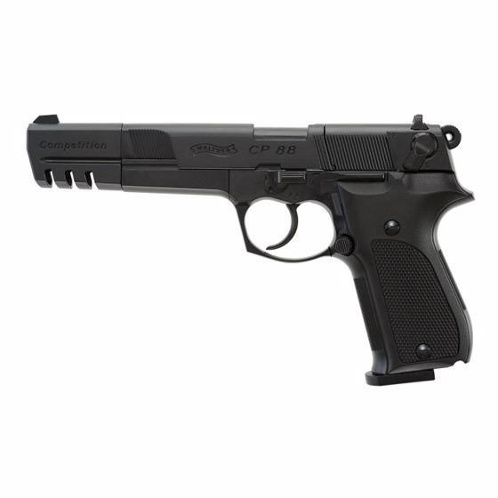Picture of WALTHER CP88 COMPETITION GERMAN MADE CO2 PELLET PISTOL : UMAREX AIRGUNS