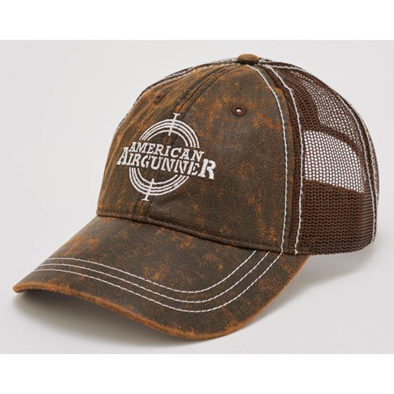 Picture of AMERICAN AIRGUNNER HAT - BROWN