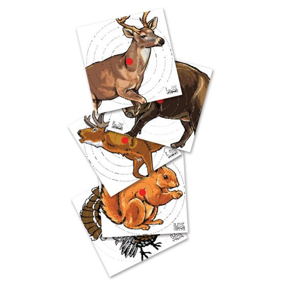 Picture of Umarex Airguns Paper Shooting Targets 100 count