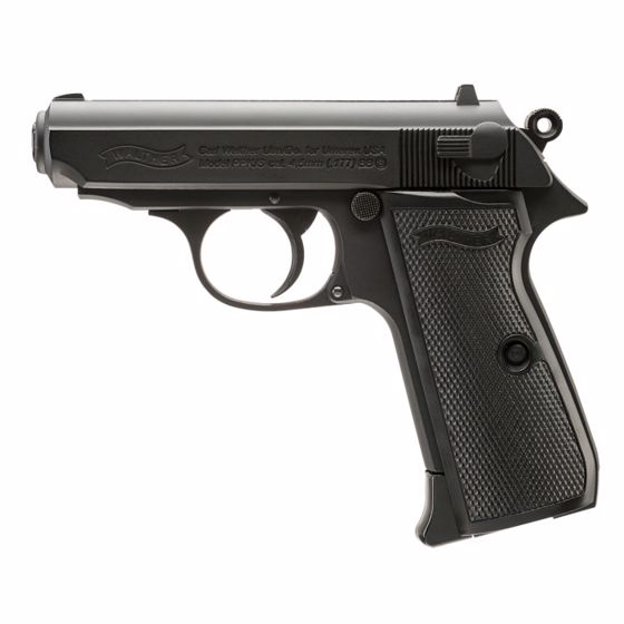 Picture of LEGENDS PPK/S .177 - BLACK