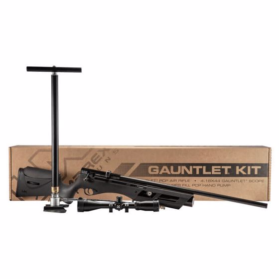 Picture of Umarex Gauntlet .177 PCP Air Rifle with Pump and FREE Scope!