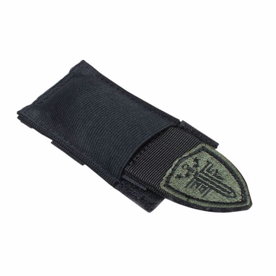 Picture of ELITE FORCE AIRSOFT SKIRMISH KILL RAG - BLACK