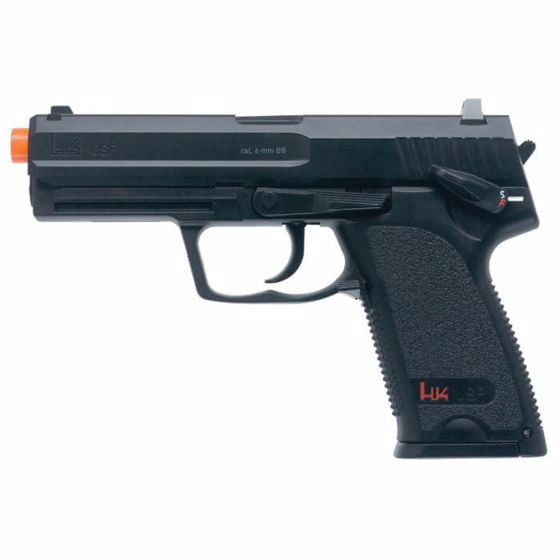 Picture of H&K USP CO2 AIRSOFT - BLACK