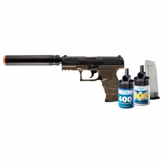 Picture of WALTHER PPQ SPRING AIRSOFT KIT DEB