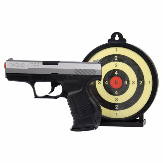 Picture of P99 BI-COLOR ACTION KIT W/TARGET - AIRSOFT