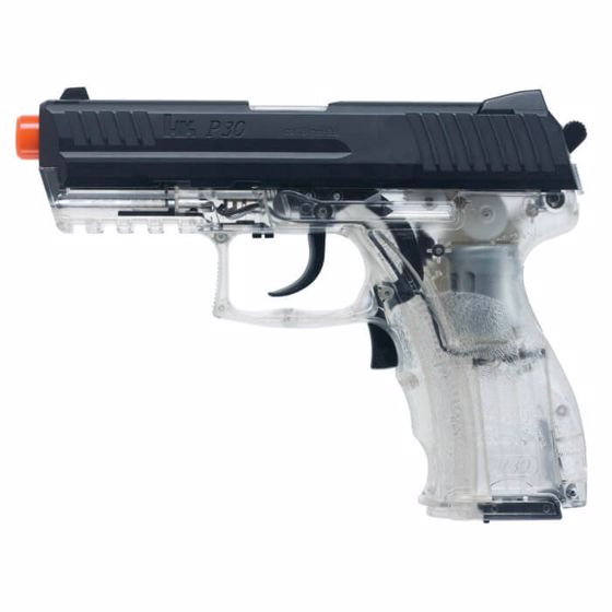 Picture of H&K P30 ELECTRIC - CLEAR