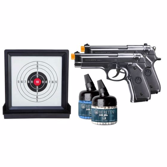 Picture of BERETTA GAME READY TARGET KIT -BLACK