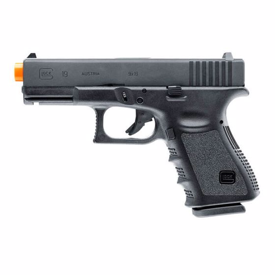 Picture of GLOCK G19 GEN 3 GBB AIRSOFT BB GUN PISTOL 6MM : ELITE FORCE - UMAREX