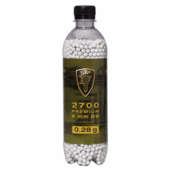 Picture of ELITE FORCE .28 GRAM PRECISION AIRSOFT BBS - 2700 CT