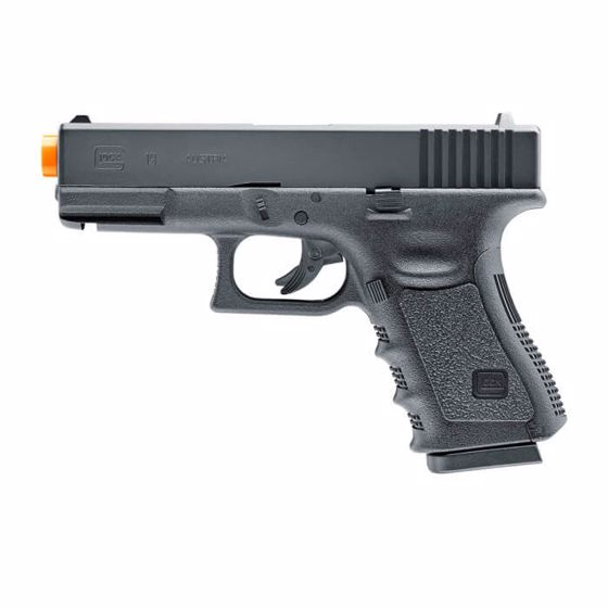 Picture of GLOCK 19 GEN3 CO2 Airsoft Pistol 6mm BB Gun : EF - Umarex Airguns