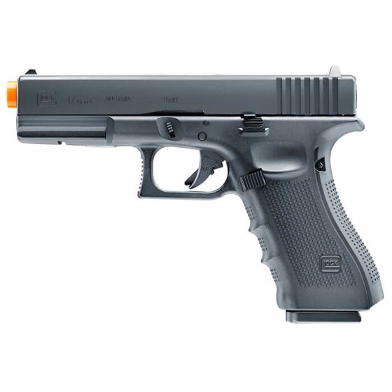 Picture of Glock G17 Gen 4 CO2 powered 6mm Airsoft Pistol : Elite Force