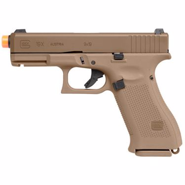 Picture of GLOCK G19X GBB 6MM - COYOTE