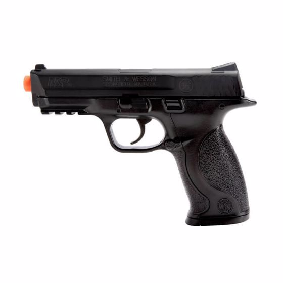 Picture of Smith & Wesson M&P 40 Black Airsoft Pistol 6mm CO2 : Umarex - Elite Force