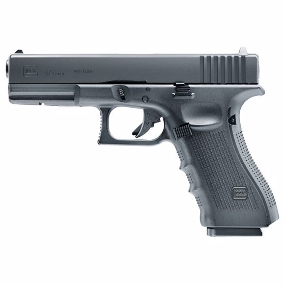 Picture of GLOCK 17 GEN4 Blowback BB Gun Action Pistol : Umarex Airguns