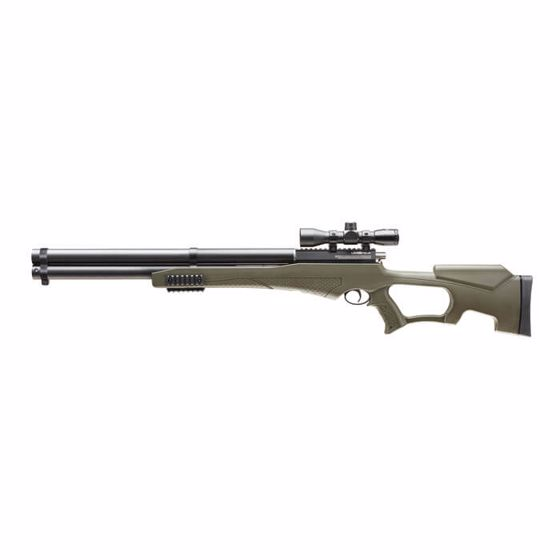 Picture of Umarex AirSaber Air Archery Arrow Rifle Airgun with Axeon Scope