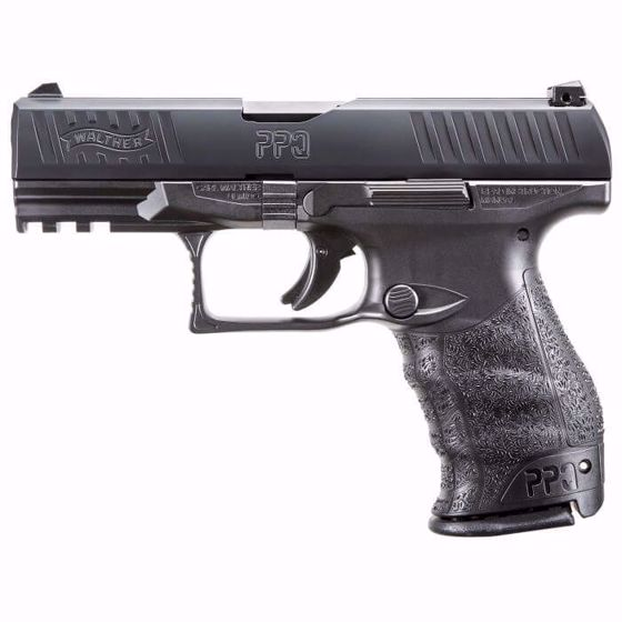 Picture of Walther PPQ .177 CO2 Pellet Pistol 20-round belt magazine : Umarex Airguns