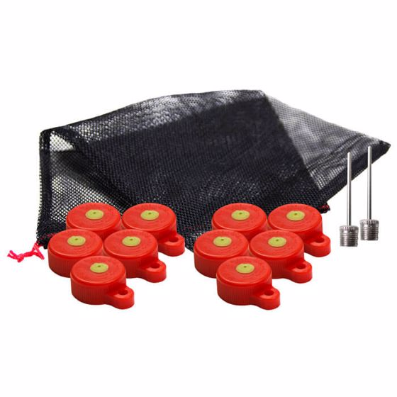 Picture of UX BIG BLAST TARGET INFLATOR-RED