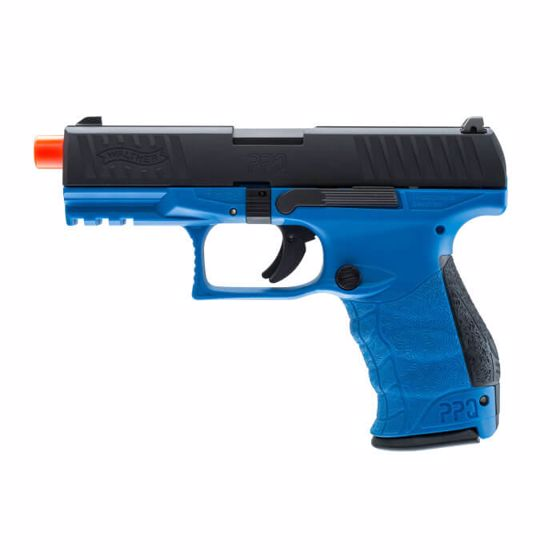 Picture of WALTHER PPQ GBB 6MM LE BLUE