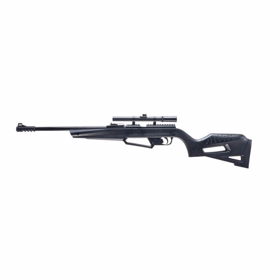 Picture of UX NXG APX 490 FPS MULTI PUMP YOUTH RIFLE AND SCOPE BLACK