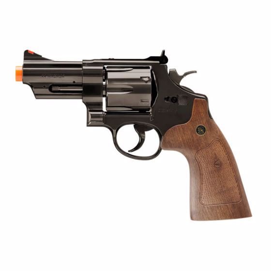 Picture of S&W M29 Short Barrel Airsoft Revolver