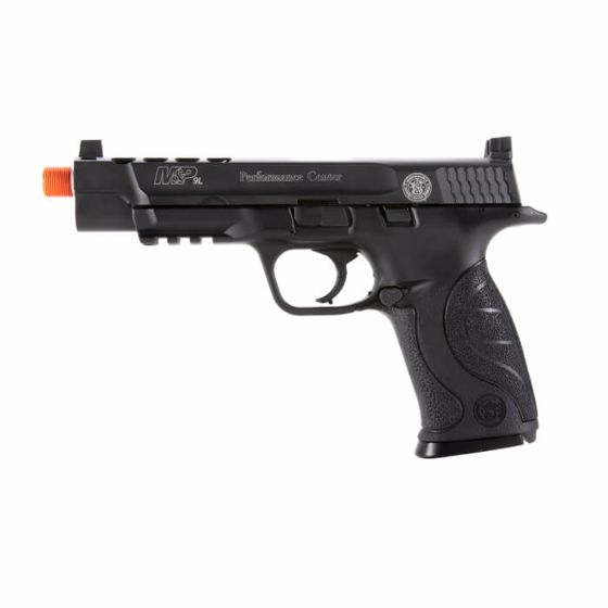 Picture of S&W M&P9L PERFORMANCE CENTER-6MM-BLACK