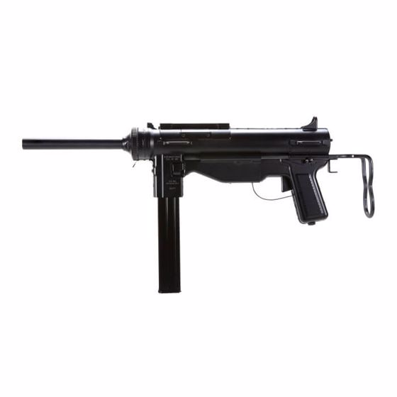 Picture of LEGENDS M3 GREASE GUN .177 - BLACK