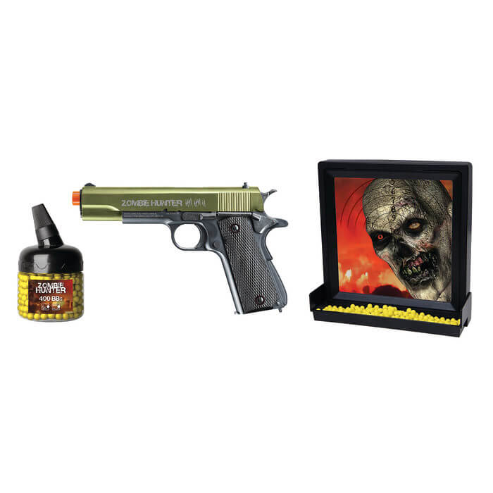 Zombie Hunter Target Pack