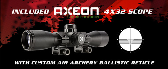 Air Archery Scope