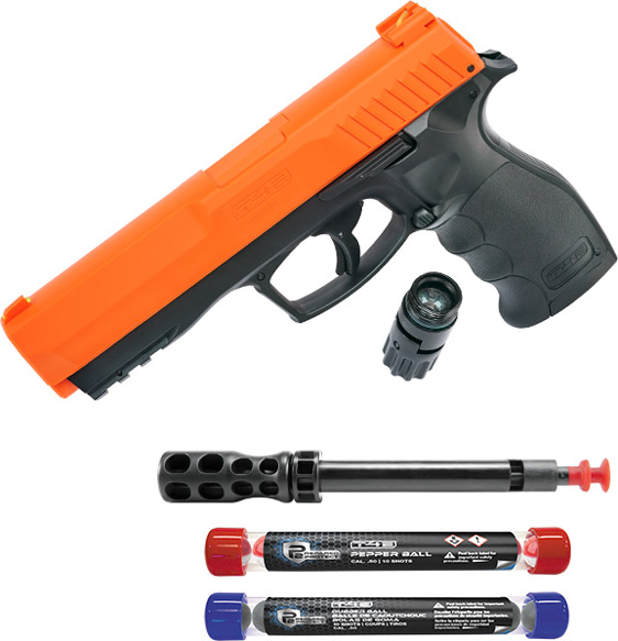 T4E HDP 50 Orange Pistol